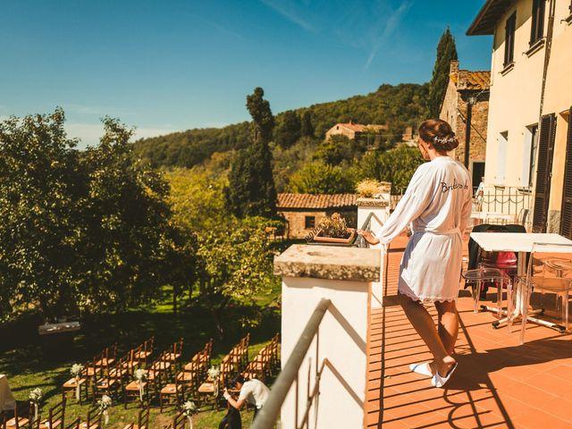 Il matrimonio di Michael e Francesca a Arezzo, Arezzo 25