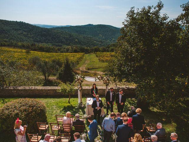 Il matrimonio di Michael e Francesca a Arezzo, Arezzo 34