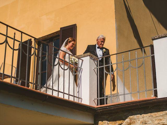 Il matrimonio di Michael e Francesca a Arezzo, Arezzo 35