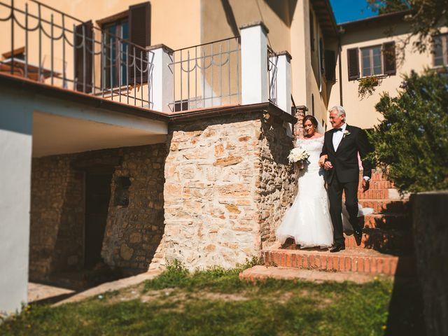 Il matrimonio di Michael e Francesca a Arezzo, Arezzo 36