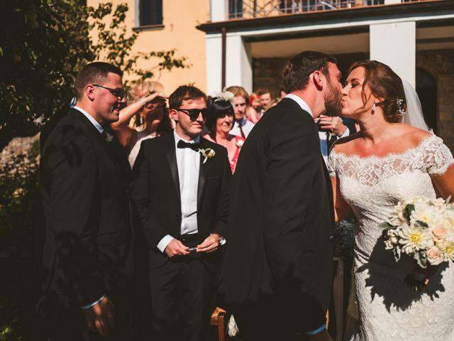 Il matrimonio di Michael e Francesca a Arezzo, Arezzo 38