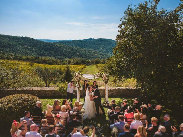 Il matrimonio di Michael e Francesca a Arezzo, Arezzo 39