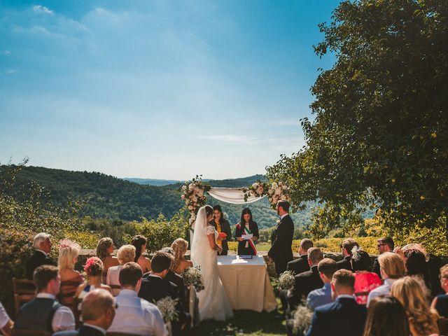 Il matrimonio di Michael e Francesca a Arezzo, Arezzo 40
