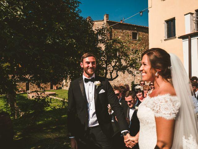 Il matrimonio di Michael e Francesca a Arezzo, Arezzo 41