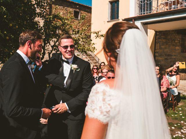 Il matrimonio di Michael e Francesca a Arezzo, Arezzo 42