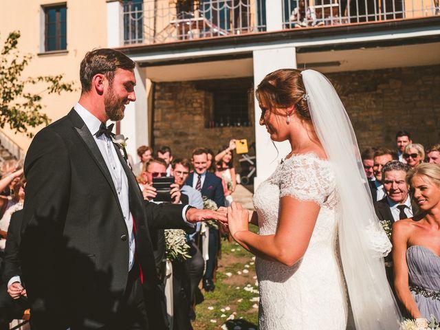 Il matrimonio di Michael e Francesca a Arezzo, Arezzo 44