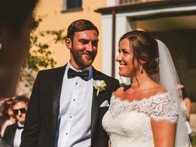 Il matrimonio di Michael e Francesca a Arezzo, Arezzo 48