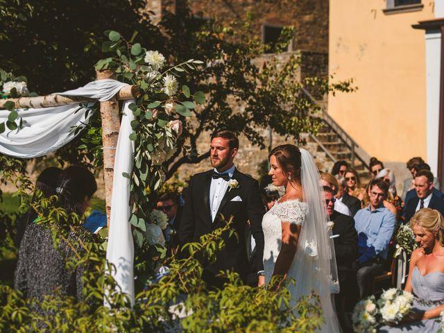 Il matrimonio di Michael e Francesca a Arezzo, Arezzo 52