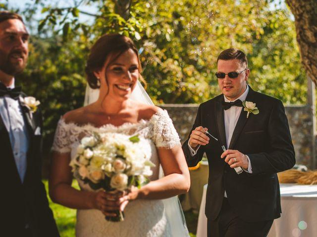 Il matrimonio di Michael e Francesca a Arezzo, Arezzo 55
