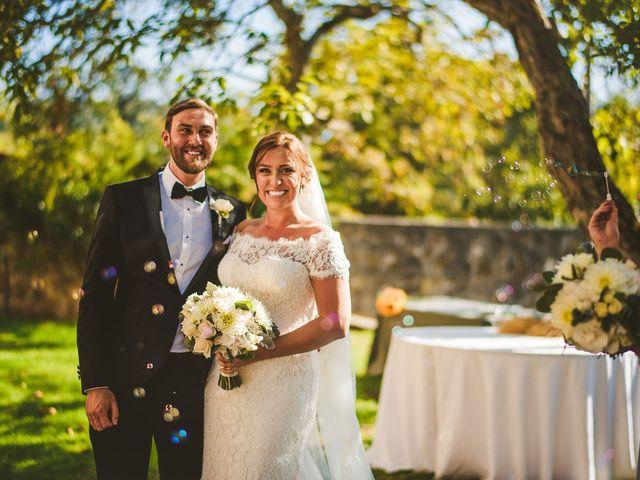 Il matrimonio di Michael e Francesca a Arezzo, Arezzo 56