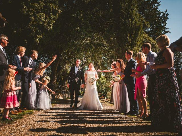 Il matrimonio di Michael e Francesca a Arezzo, Arezzo 57
