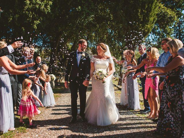 Il matrimonio di Michael e Francesca a Arezzo, Arezzo 58