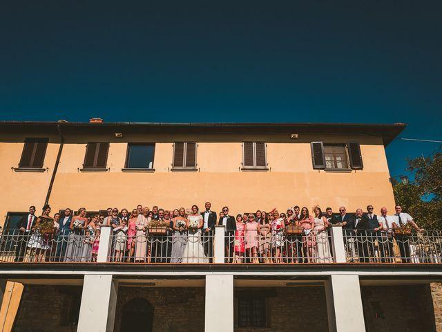 Il matrimonio di Michael e Francesca a Arezzo, Arezzo 61