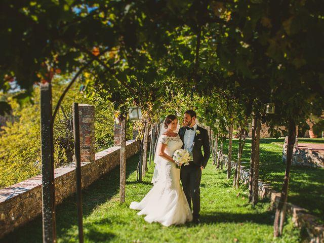 Il matrimonio di Michael e Francesca a Arezzo, Arezzo 62