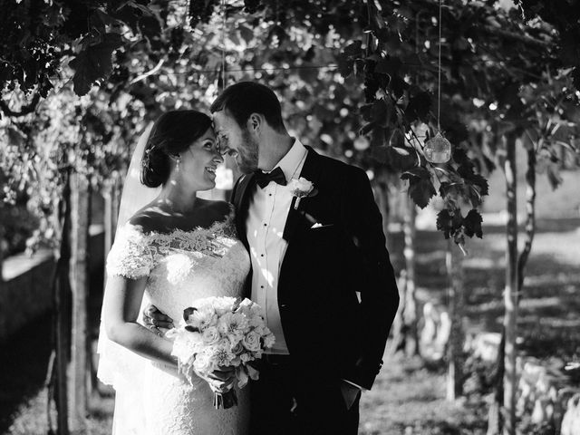 Il matrimonio di Michael e Francesca a Arezzo, Arezzo 63