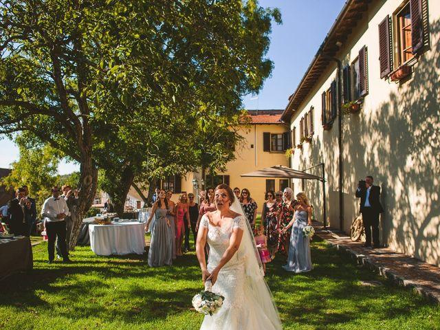 Il matrimonio di Michael e Francesca a Arezzo, Arezzo 64