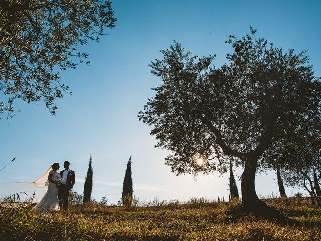 Il matrimonio di Michael e Francesca a Arezzo, Arezzo 69