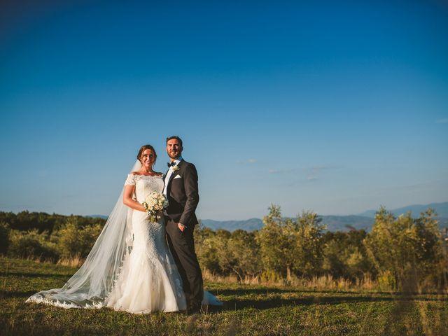 Il matrimonio di Michael e Francesca a Arezzo, Arezzo 70