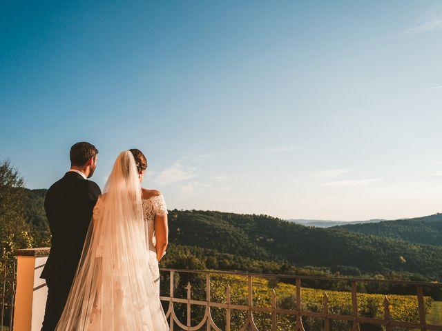 Il matrimonio di Michael e Francesca a Arezzo, Arezzo 74
