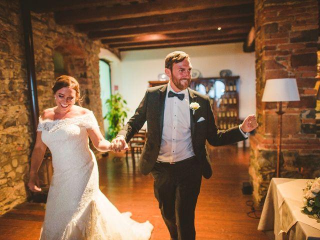 Il matrimonio di Michael e Francesca a Arezzo, Arezzo 79
