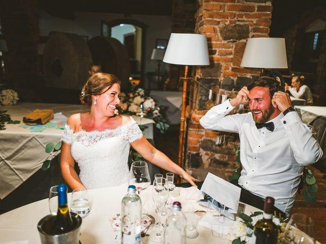Il matrimonio di Michael e Francesca a Arezzo, Arezzo 85
