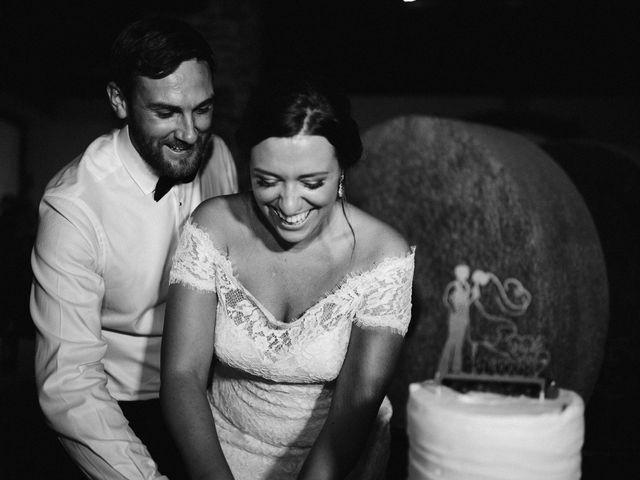 Il matrimonio di Michael e Francesca a Arezzo, Arezzo 86