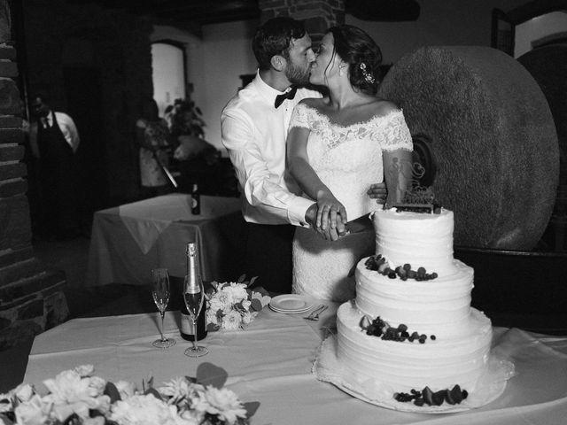 Il matrimonio di Michael e Francesca a Arezzo, Arezzo 87
