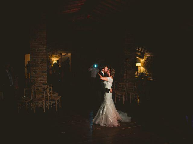Il matrimonio di Michael e Francesca a Arezzo, Arezzo 90