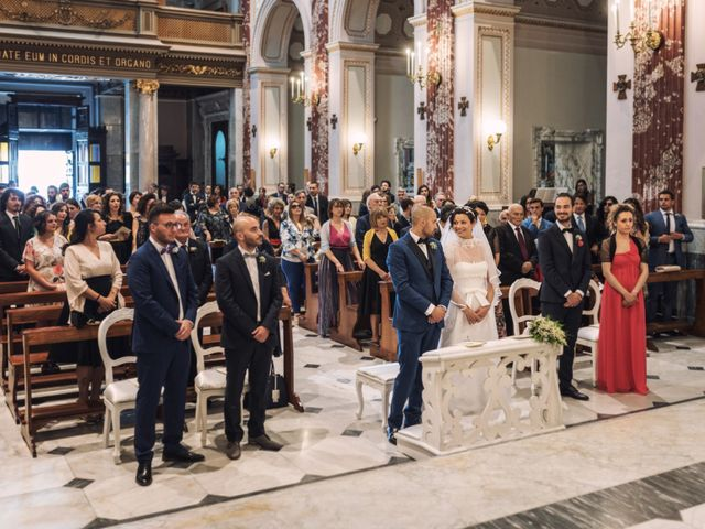 Il matrimonio di Raffaele e Giorgia a Napoli, Napoli 24