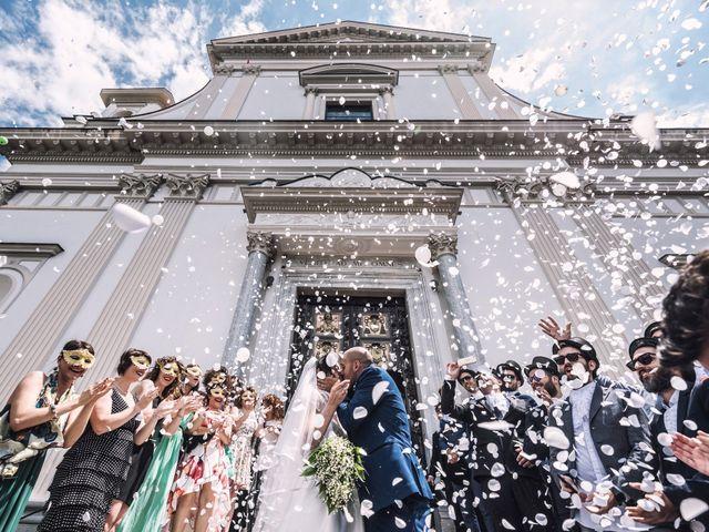 Il matrimonio di Raffaele e Giorgia a Napoli, Napoli 27