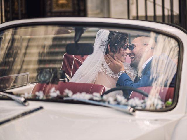 Il matrimonio di Raffaele e Giorgia a Napoli, Napoli 28
