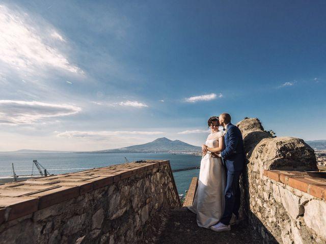 Il matrimonio di Raffaele e Giorgia a Napoli, Napoli 32