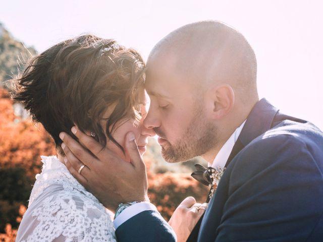 le nozze di Giorgia e Raffaele