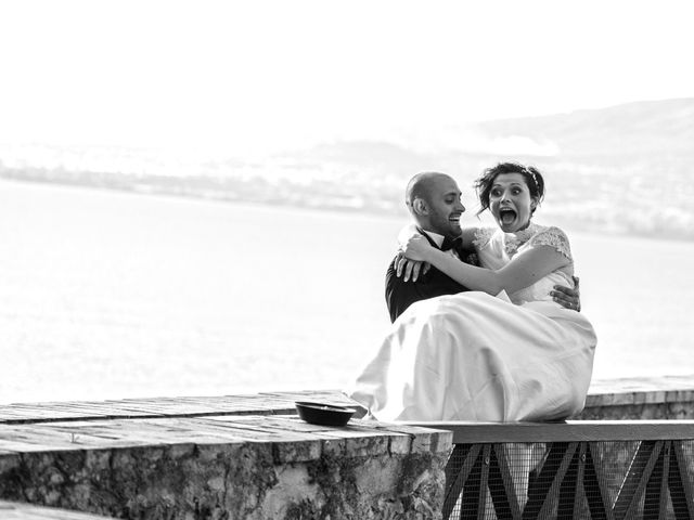 Il matrimonio di Raffaele e Giorgia a Napoli, Napoli 34
