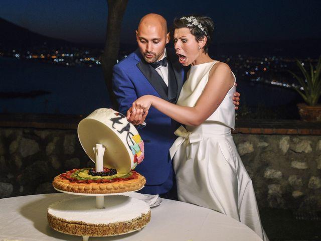 Il matrimonio di Raffaele e Giorgia a Napoli, Napoli 41
