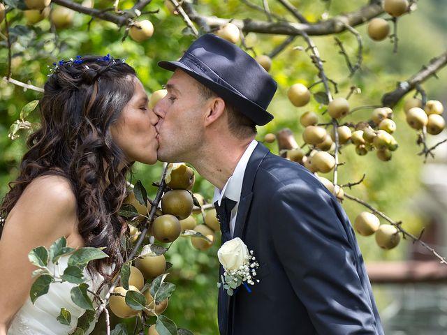 Le nozze di Hilda e Alberto