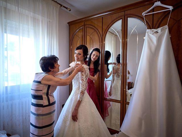 Il matrimonio di Andrea e Giuseppina a Jesi, Ancona 8