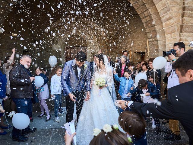 Il matrimonio di Andrea e Giuseppina a Jesi, Ancona 16