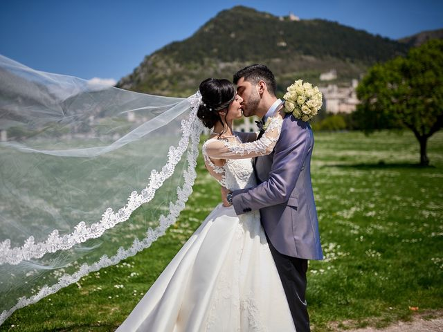 Il matrimonio di Andrea e Giuseppina a Jesi, Ancona 19