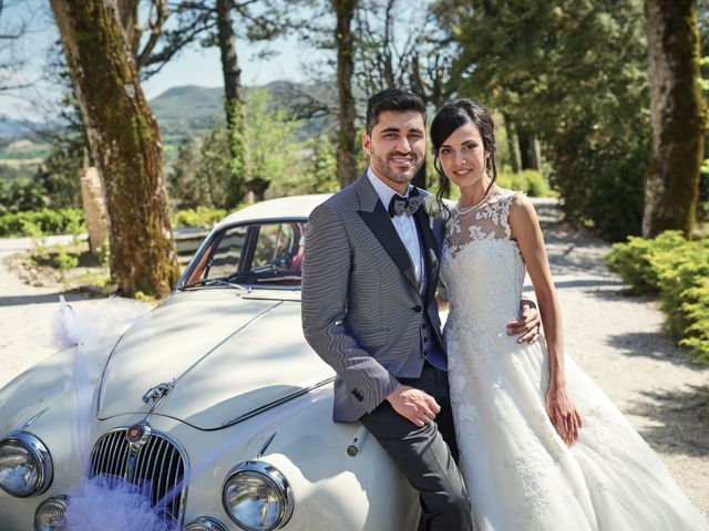 Il matrimonio di Andrea e Giuseppina a Jesi, Ancona 30