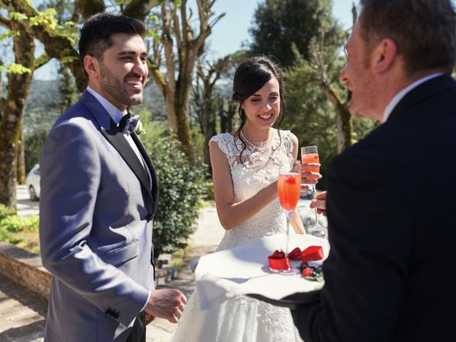 Il matrimonio di Andrea e Giuseppina a Jesi, Ancona 31