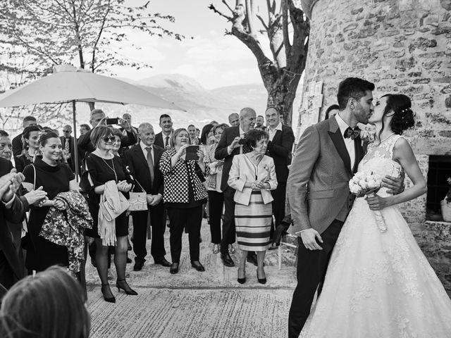 Il matrimonio di Andrea e Giuseppina a Jesi, Ancona 32