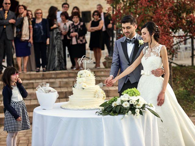 Il matrimonio di Andrea e Giuseppina a Jesi, Ancona 34