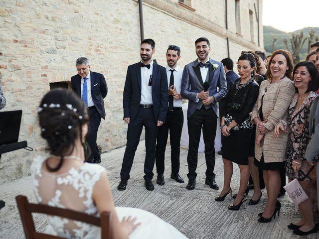 Il matrimonio di Andrea e Giuseppina a Jesi, Ancona 35