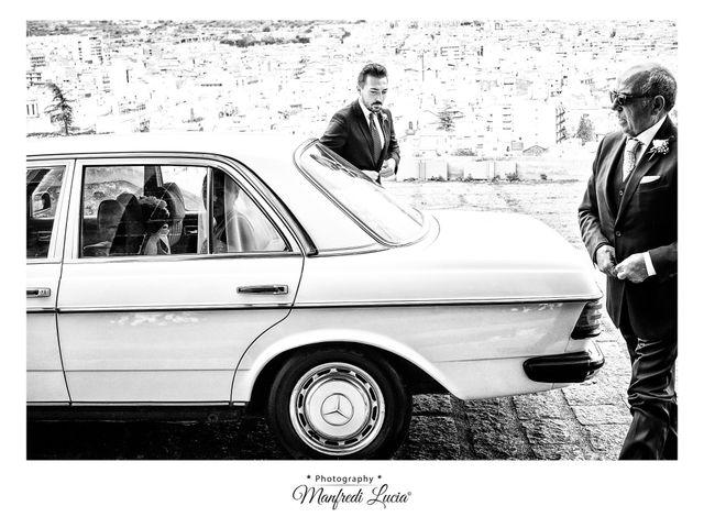 Il matrimonio di Matteo  e Federica a Paternò, Catania 11
