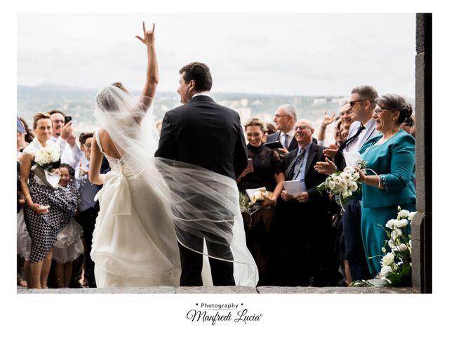 Il matrimonio di Matteo  e Federica a Paternò, Catania 1