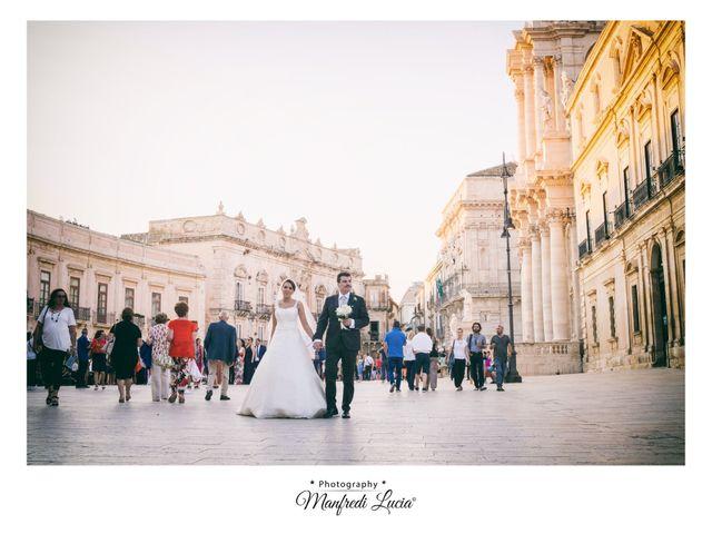 Il matrimonio di Matteo  e Federica a Paternò, Catania 13