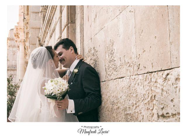 Il matrimonio di Matteo  e Federica a Paternò, Catania 15