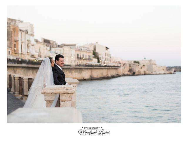 Il matrimonio di Matteo  e Federica a Paternò, Catania 20