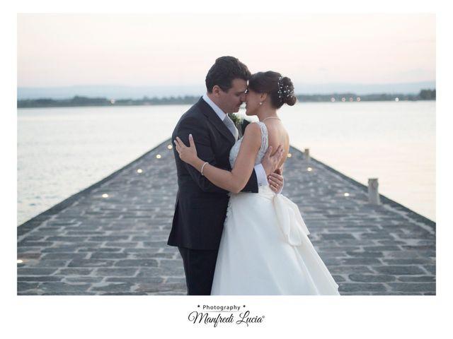 Il matrimonio di Matteo  e Federica a Paternò, Catania 21